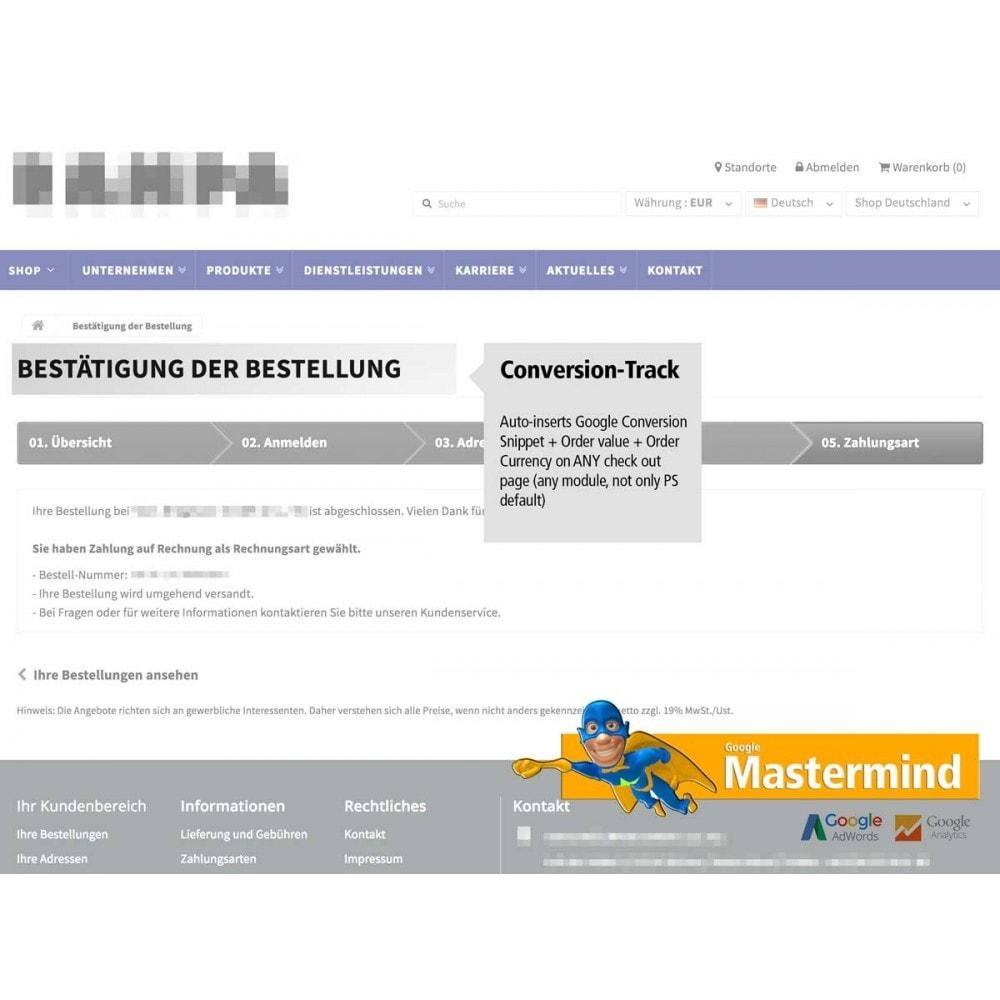 module - Analysen & Statistiken - Google Mastermind - 5