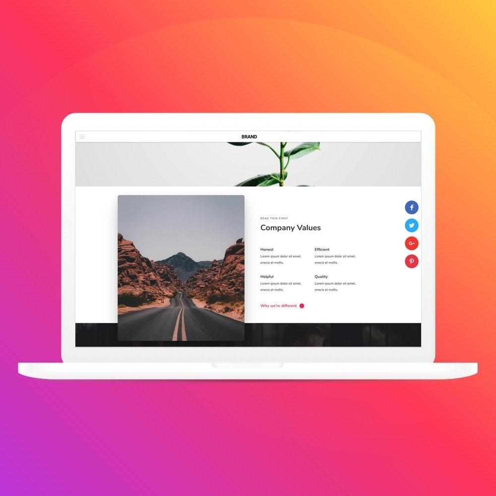 module - Teilen & Kommentieren - Elfsight Social Share Buttons - 6