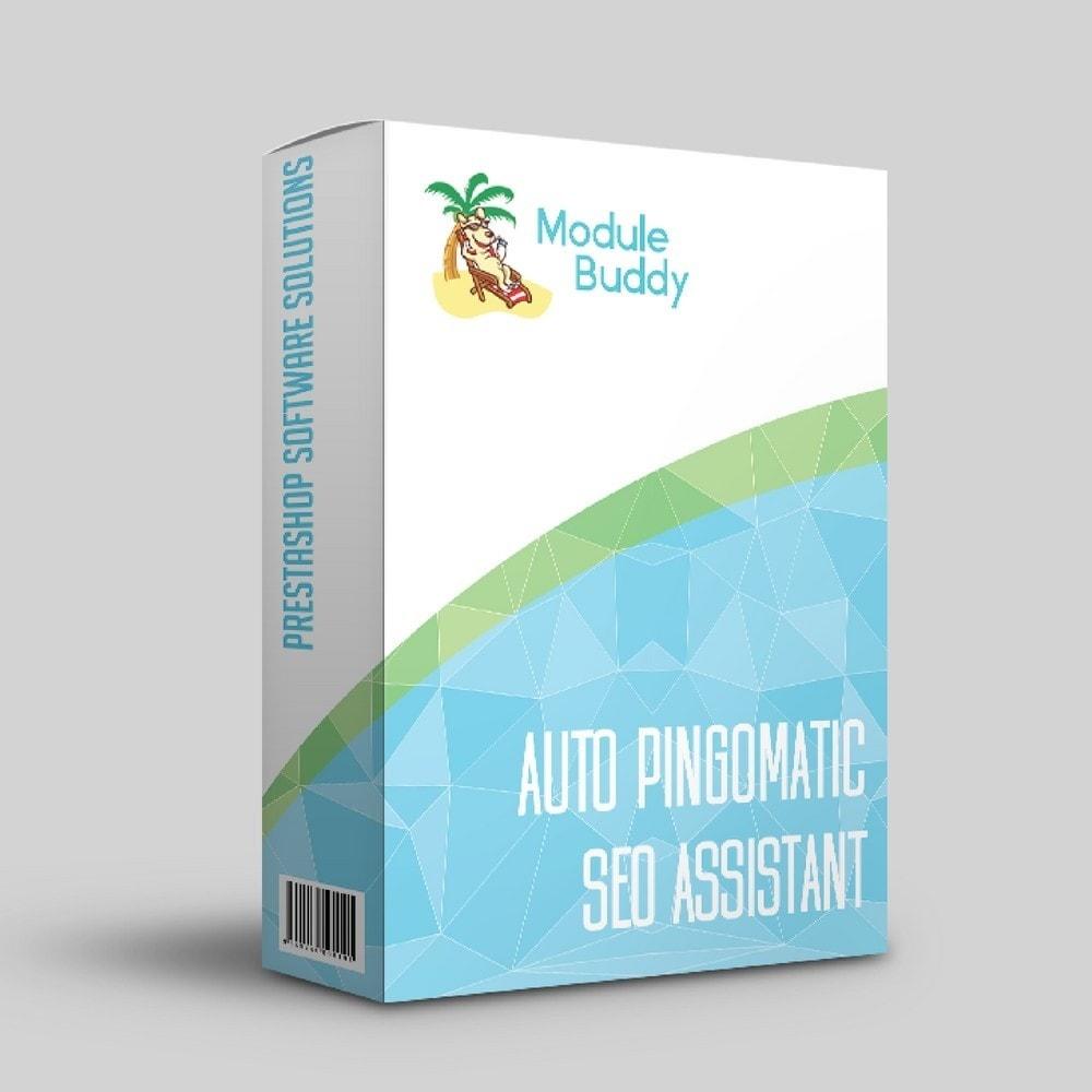 module - SEO (Indicizzazione naturale) - SEO Assistant- Auto Ping-O-Matic - 1