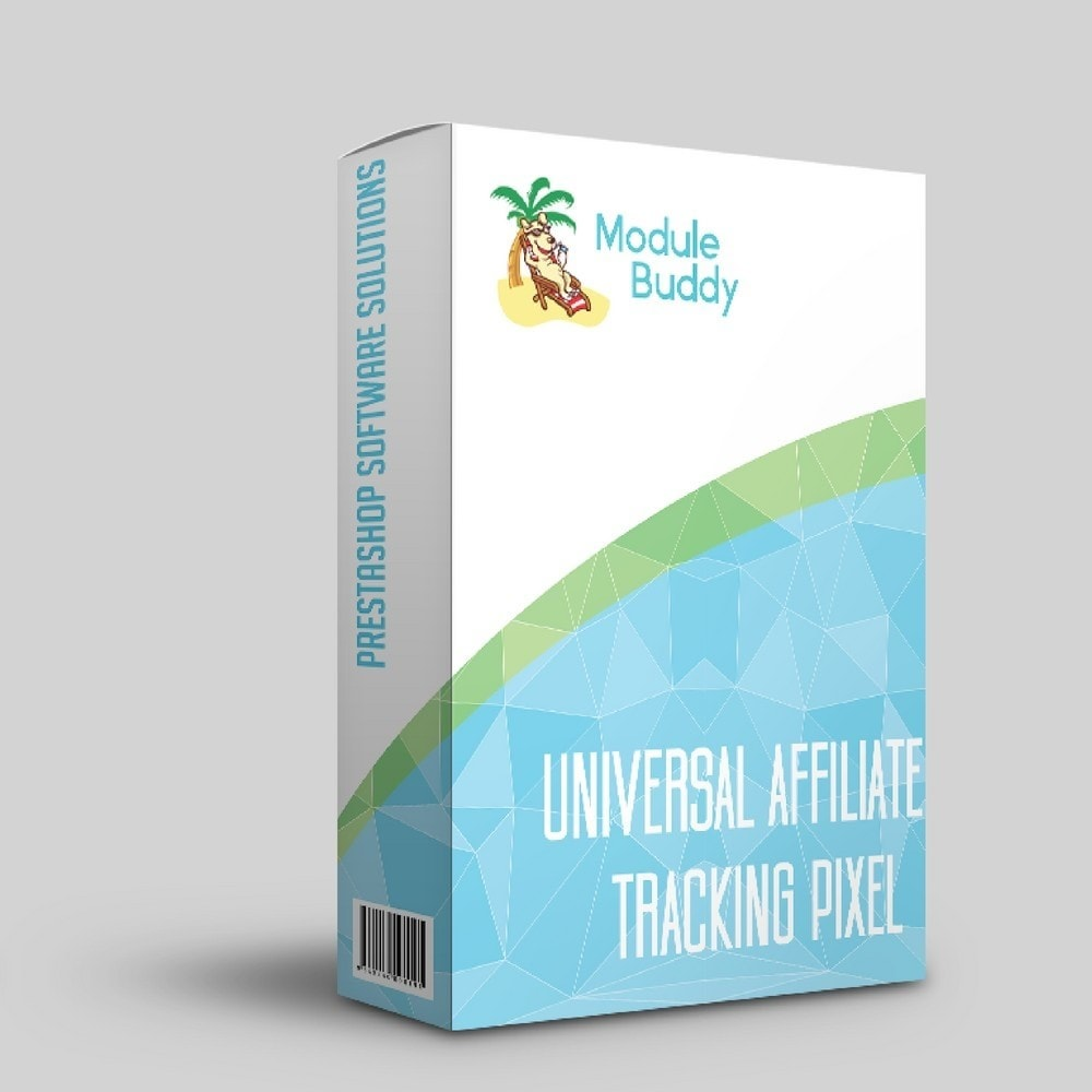 module - Analysen & Statistiken - Universal Affiliate Tracking Pixel in Confirmation Page - 1