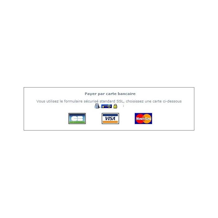 module - Pagamento por cartão ou por carteira - Banque Postale Atos 1.0 Sips Worldline Atos - 4