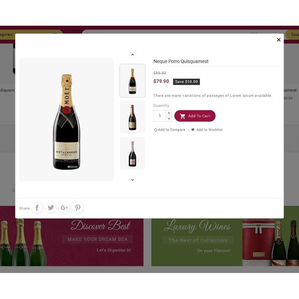 theme - Drink & Wine - Look me Wine Store - 8
