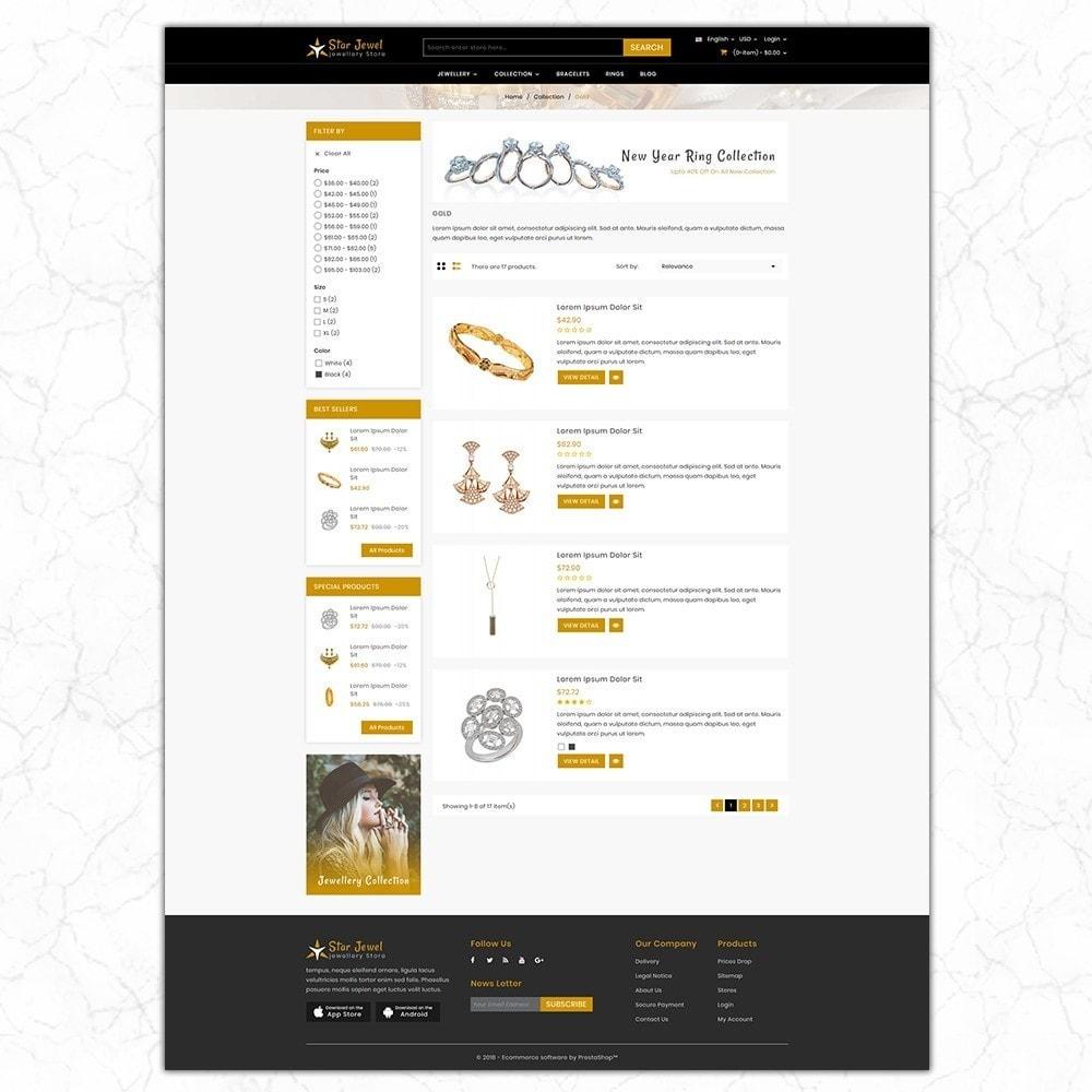 theme - Bellezza & Gioielli - jewellery store - 4