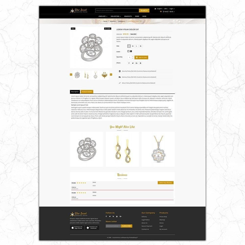 theme - Bijoux & Accessoires - jewellery store - 5