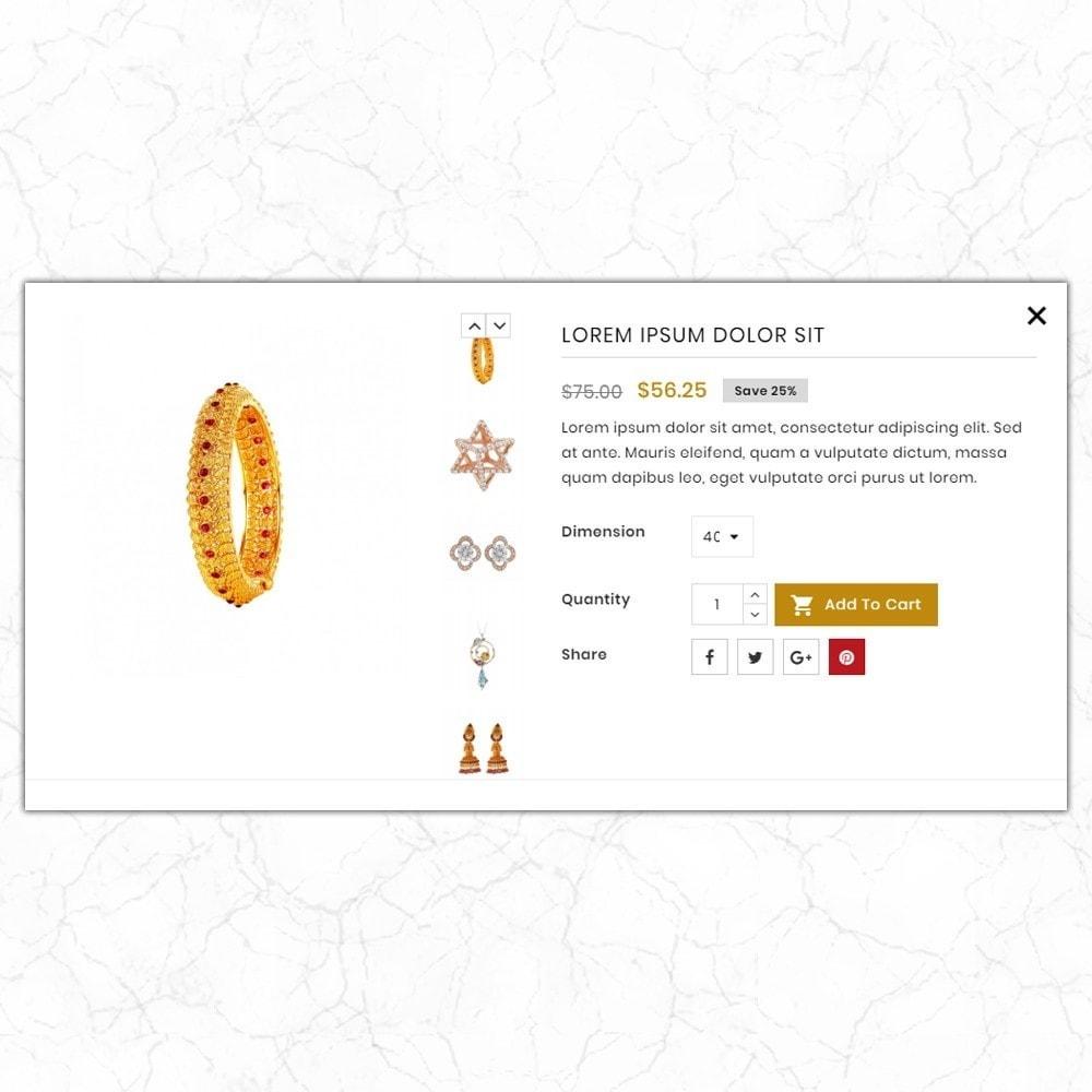 theme - Bellezza & Gioielli - jewellery store - 6
