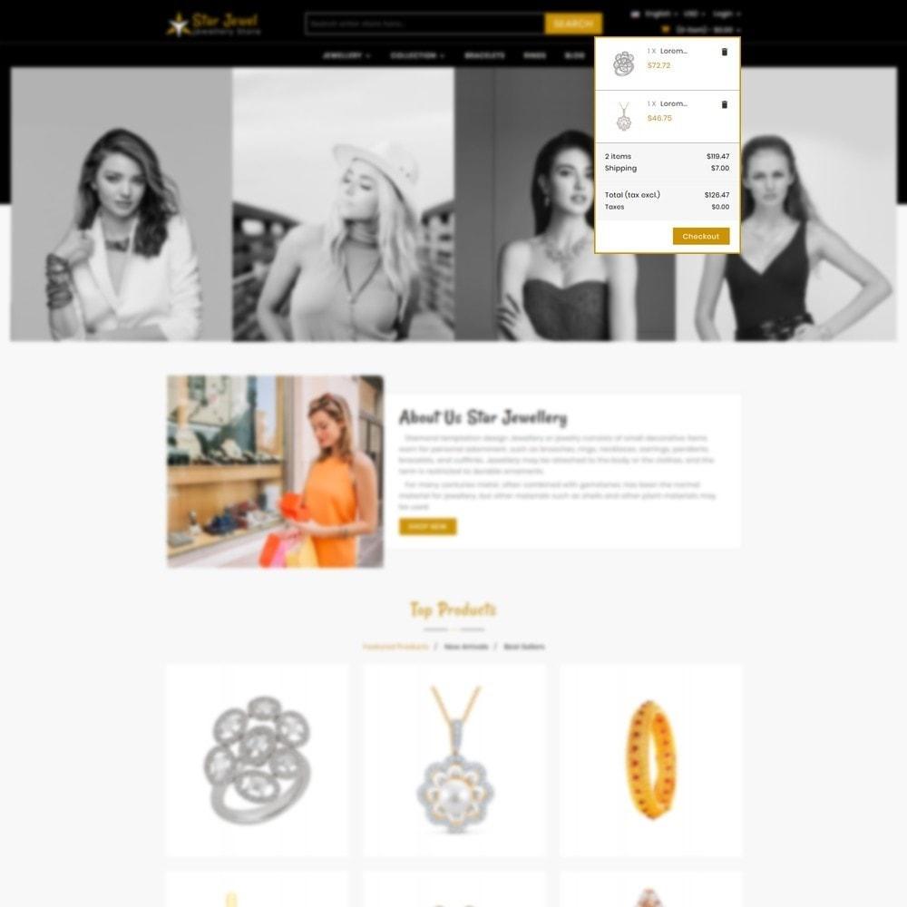 theme - Bellezza & Gioielli - jewellery store - 7