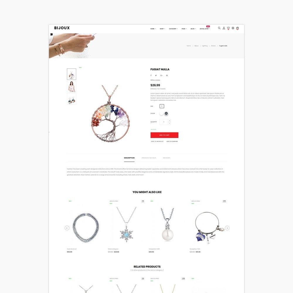 theme - Ювелирные изделия и Аксессуары - Bijoux - Jewelry & Accessories Store - 7