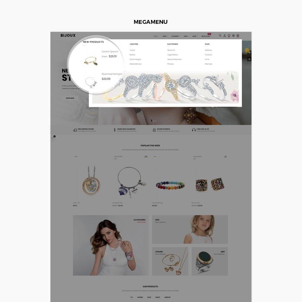 theme - Jewelry & Accessories - Bijoux - Jewelry & Accessories Store - 8