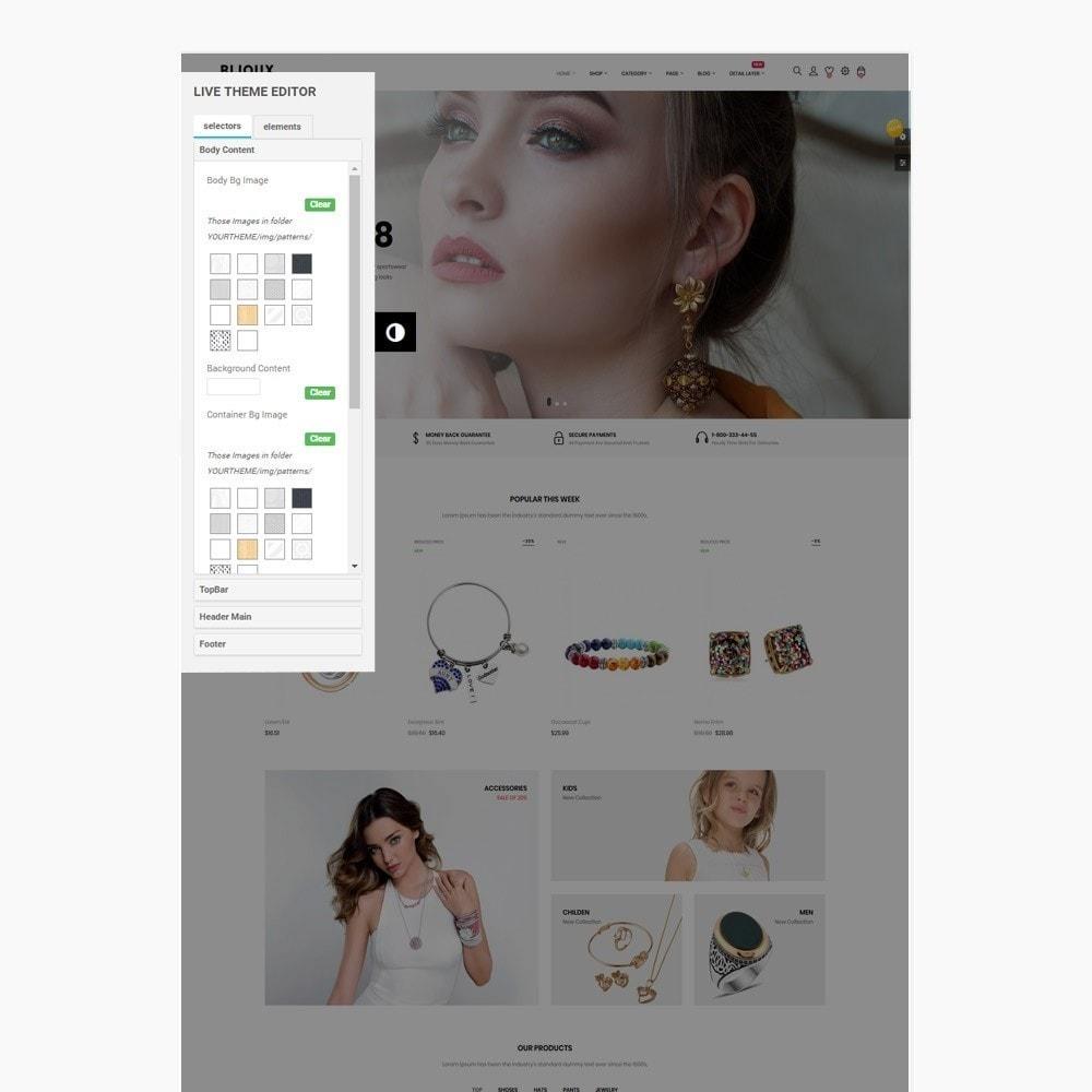 theme - Ювелирные изделия и Аксессуары - Bijoux - Jewelry & Accessories Store - 11