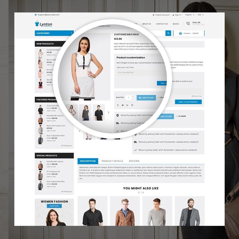theme - Fashion & Shoes - Lynton - Fashion Store - 4