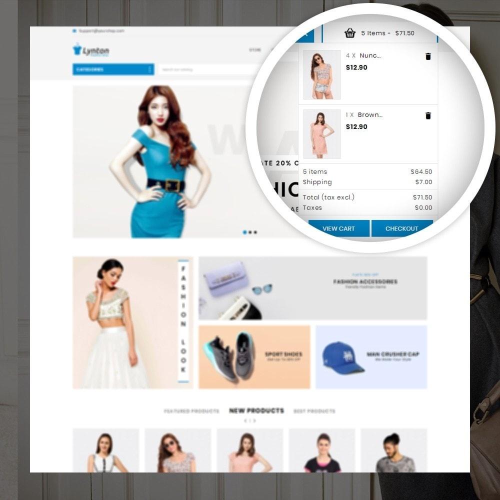 theme - Fashion & Shoes - Lynton - Fashion Store - 6