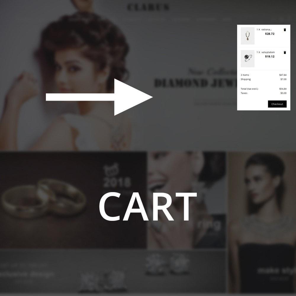 theme - Bellezza & Gioielli - Clarus - The Jewelry Shop - 10