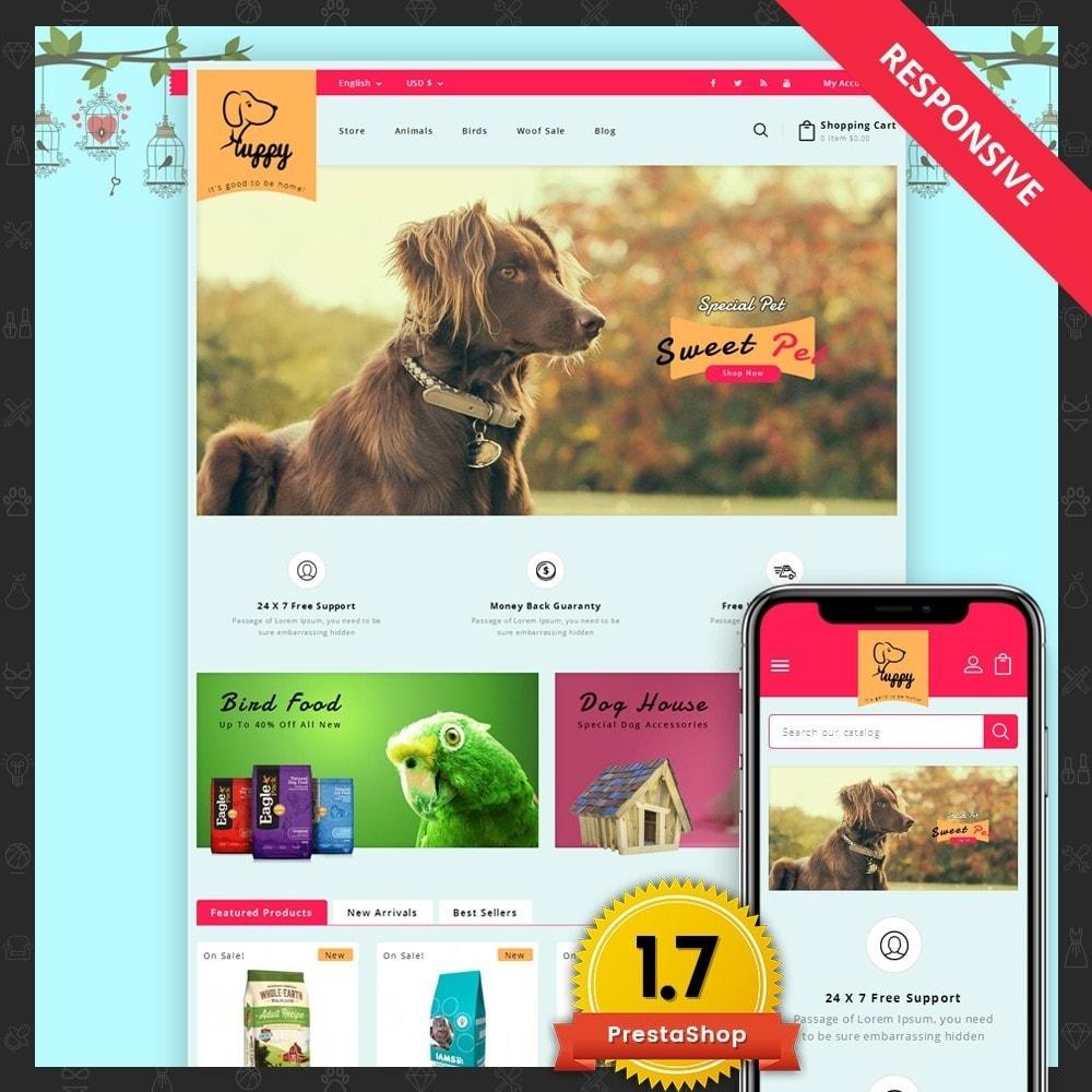 theme - Zwierzęta - Puppy Pet Store - 1