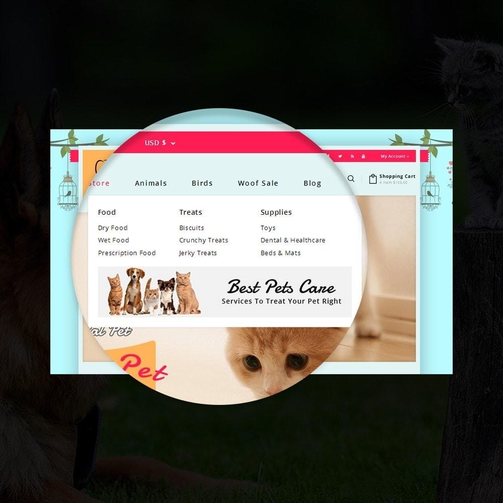 theme - Zwierzęta - Puppy Pet Store - 10
