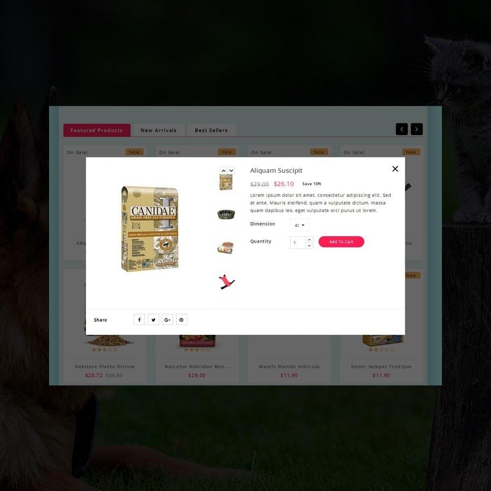 theme - Zwierzęta - Puppy Pet Store - 12