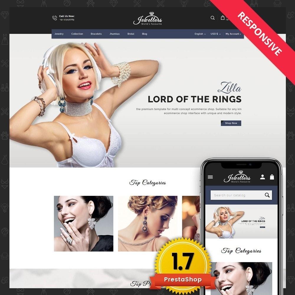 theme - Schmuck & Accesoires - Jewellers - Jewelry Shop - 1