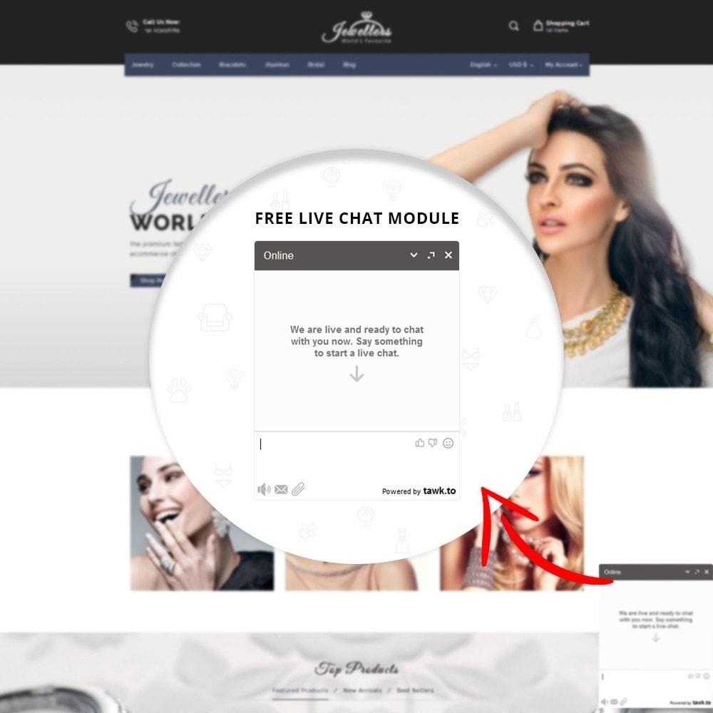 theme - Schmuck & Accesoires - Jewellers - Jewelry Shop - 7