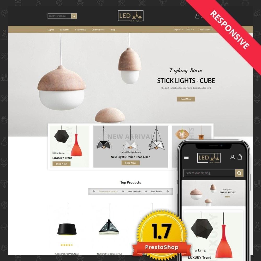 theme - Heim & Garten - Lightness Store - 1