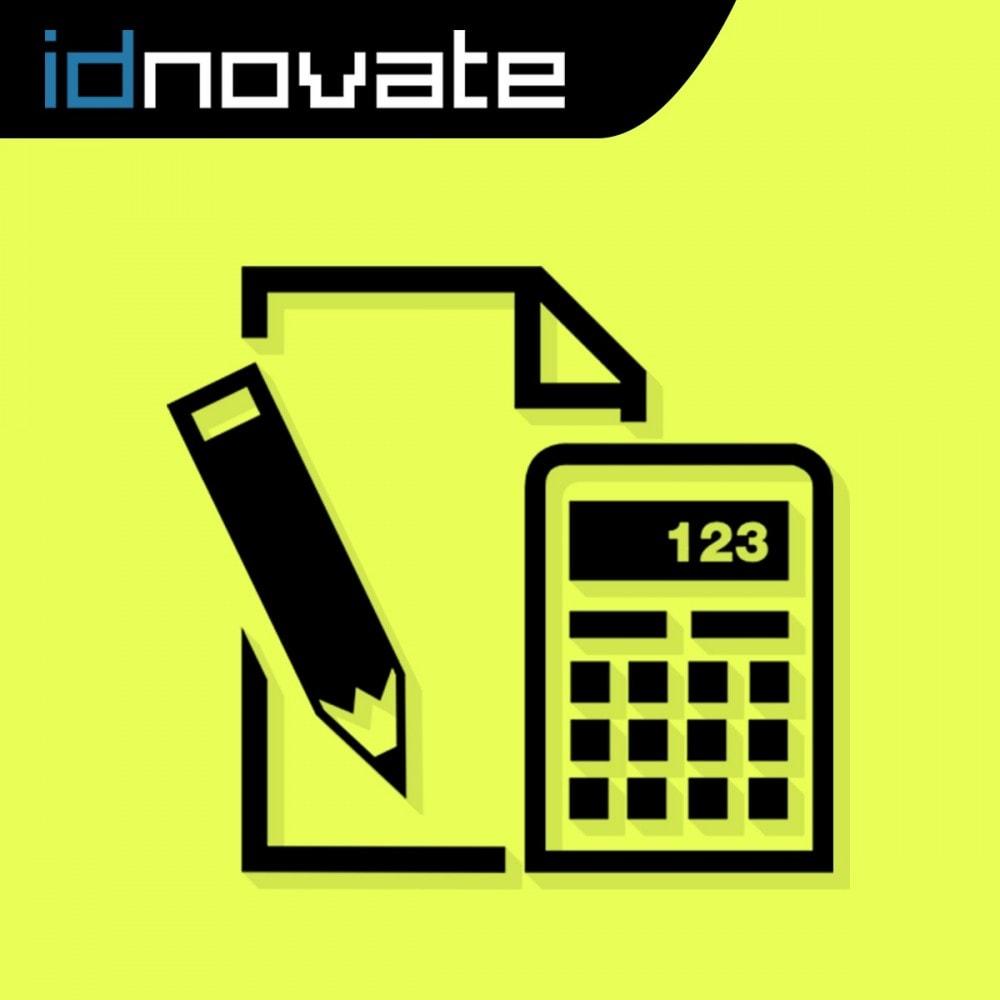 module - Preisverwaltung - Edit specific prices - 1