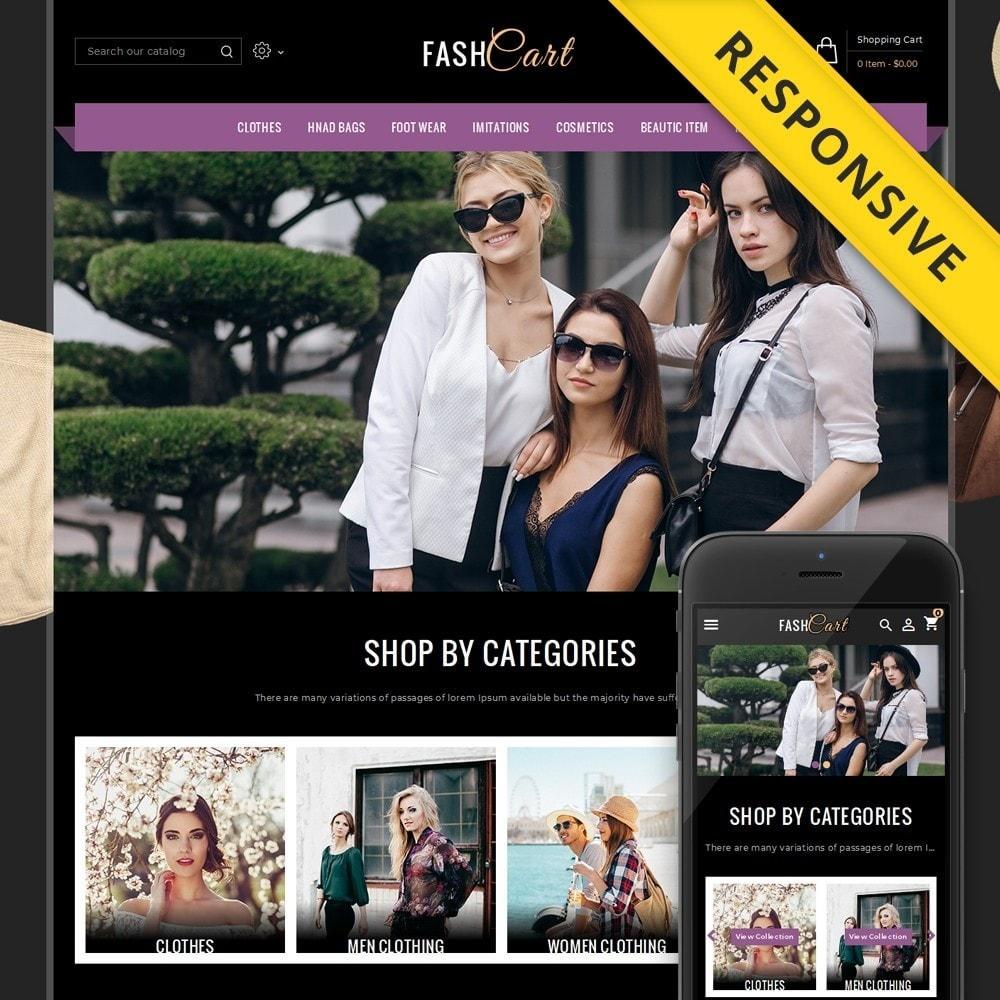 theme - Mode & Schoenen - FashCart Store - 1