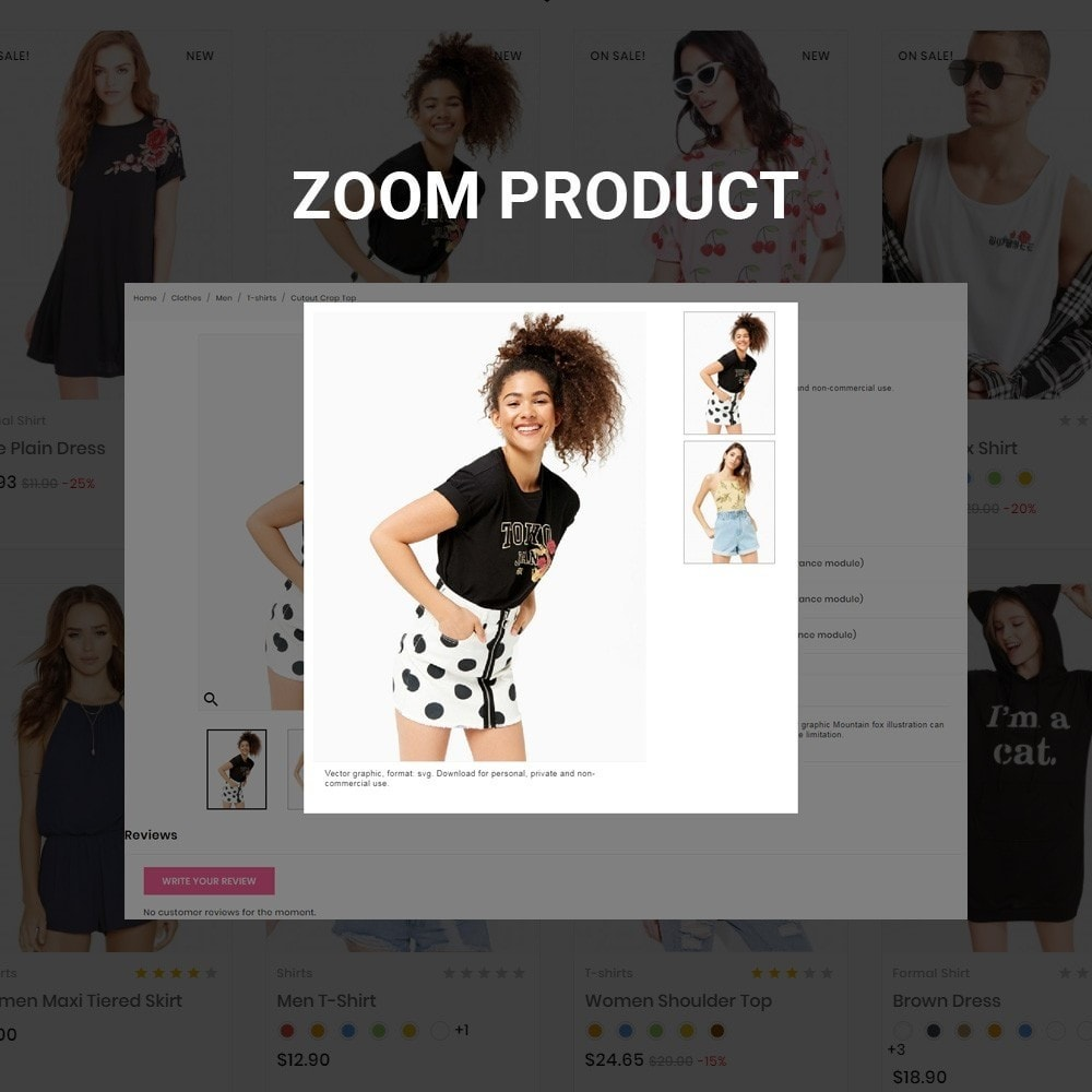 theme - Mode & Schoenen - Fendy – Fashion Style Mega Shop - 6