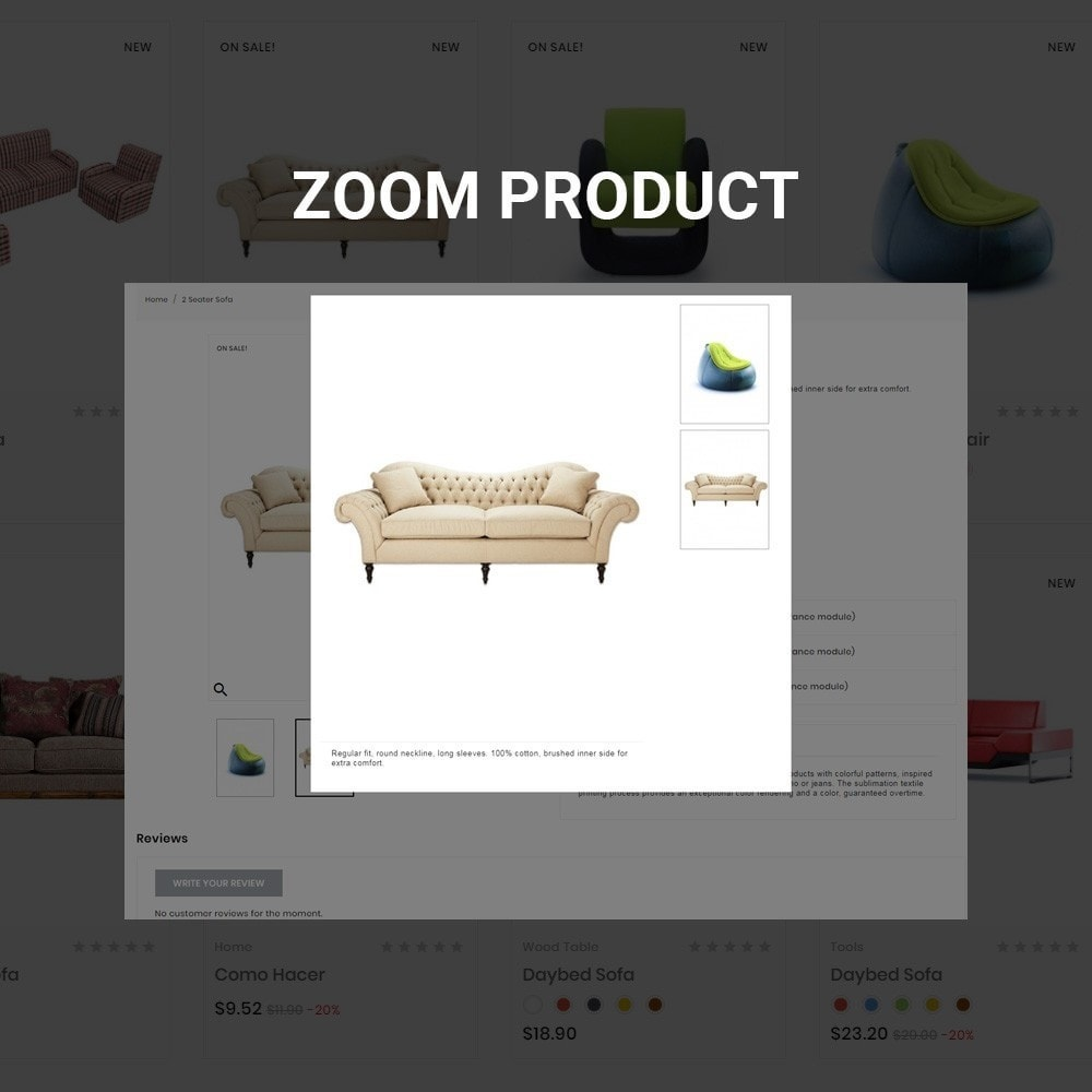 theme - Huis & Buitenleven - Sofa House – Furniture Mega Store - 6