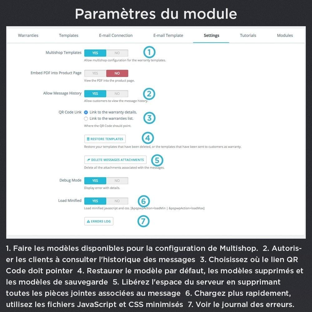 module - Gestion des Commandes - Produit Garantie Pro - 27