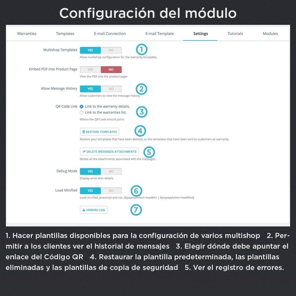 module - Gestión de Pedidos - Garantía del Producto Pro - 27