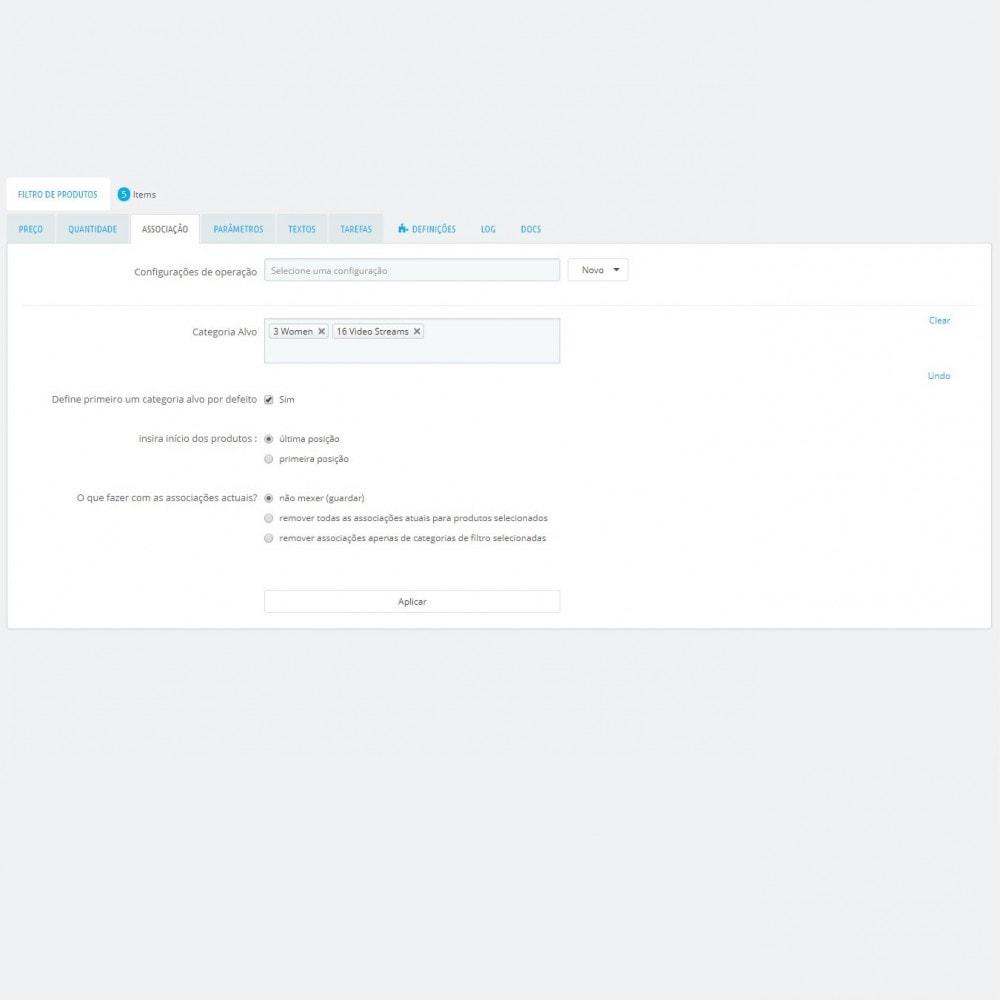 module - Edição rápida & em massa - Edição em Massa de Produtos - Actualização em massa - 6