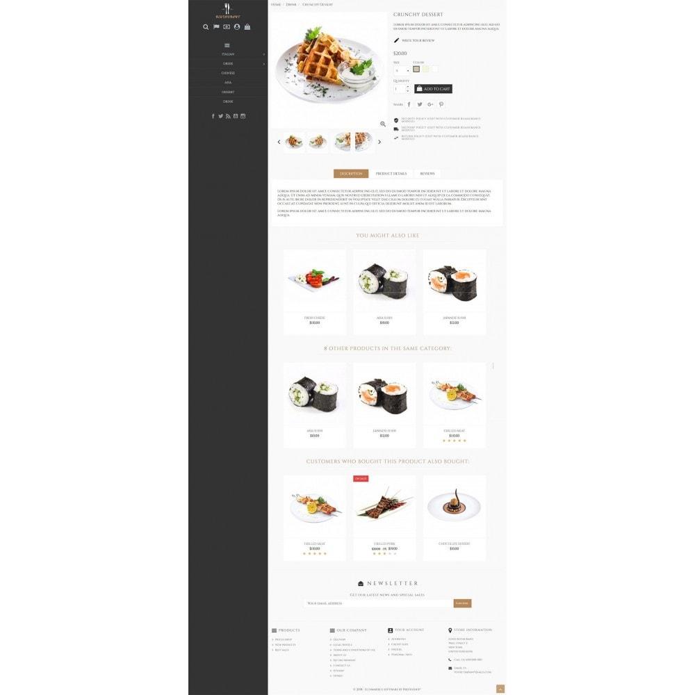 theme - Alimentos & Restaurantes - Universal Restaurant - 3