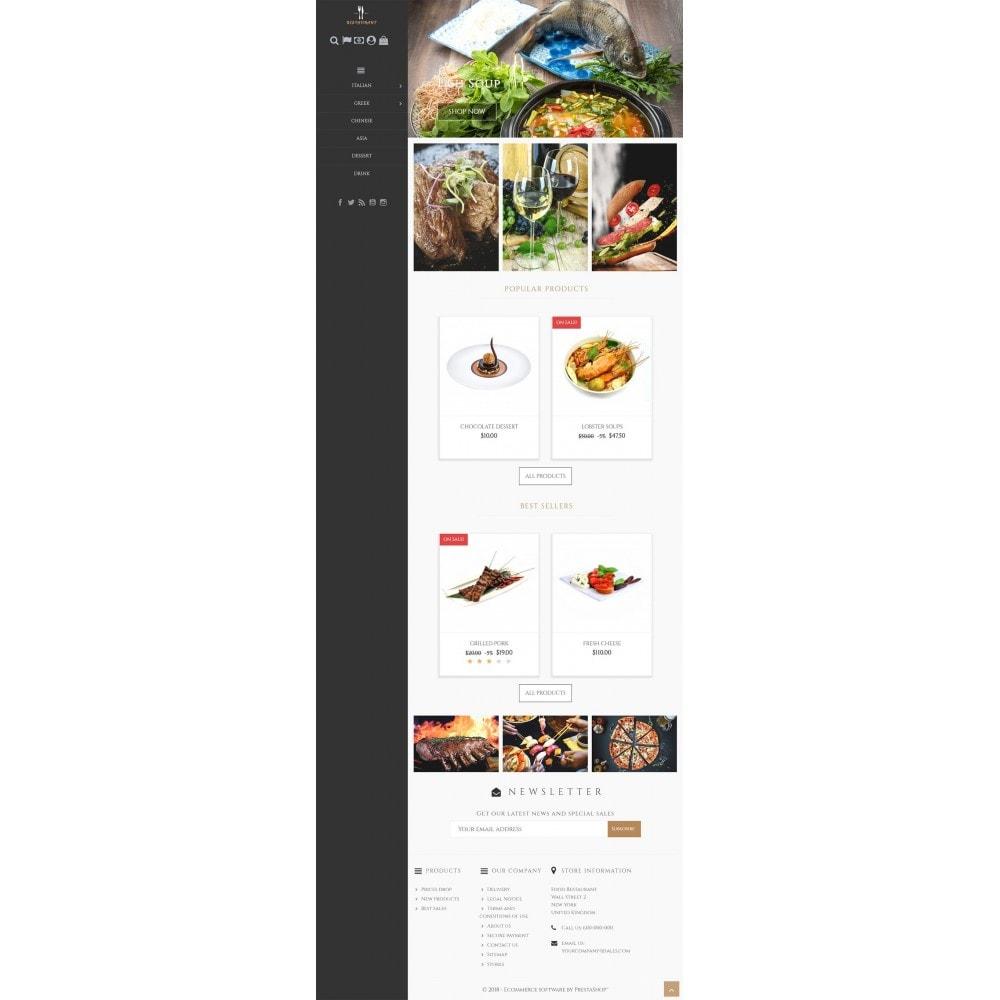 theme - Lebensmittel & Restaurants - Universal Restaurant - 4
