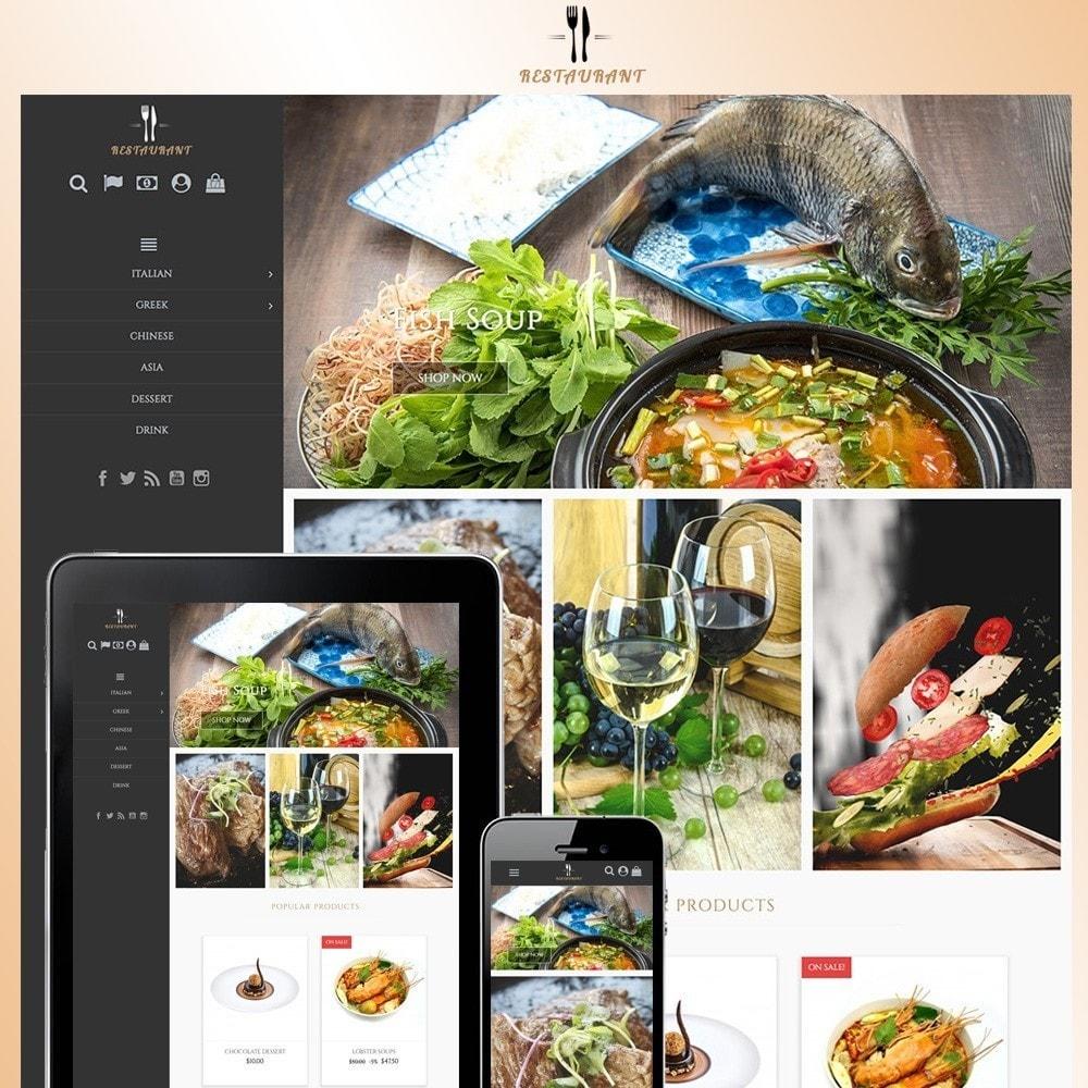 theme - Żywność & Restauracje - Universal Restaurant - 2