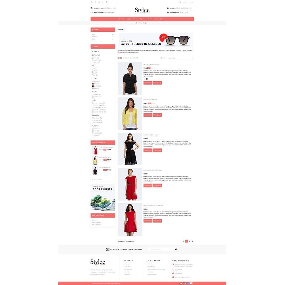 theme - Moda & Calçados - Stylee Store - 4