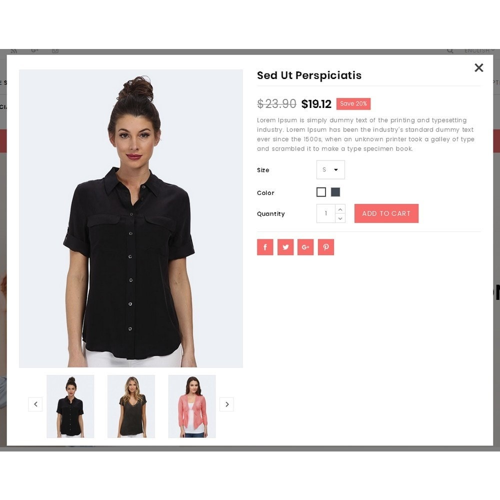theme - Fashion & Shoes - Stylee Store - 7