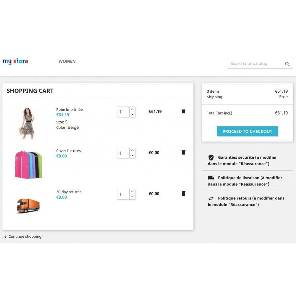 module - Перекрестные продажи и Создание комплектов - Add Automatically Products In Cart - 4