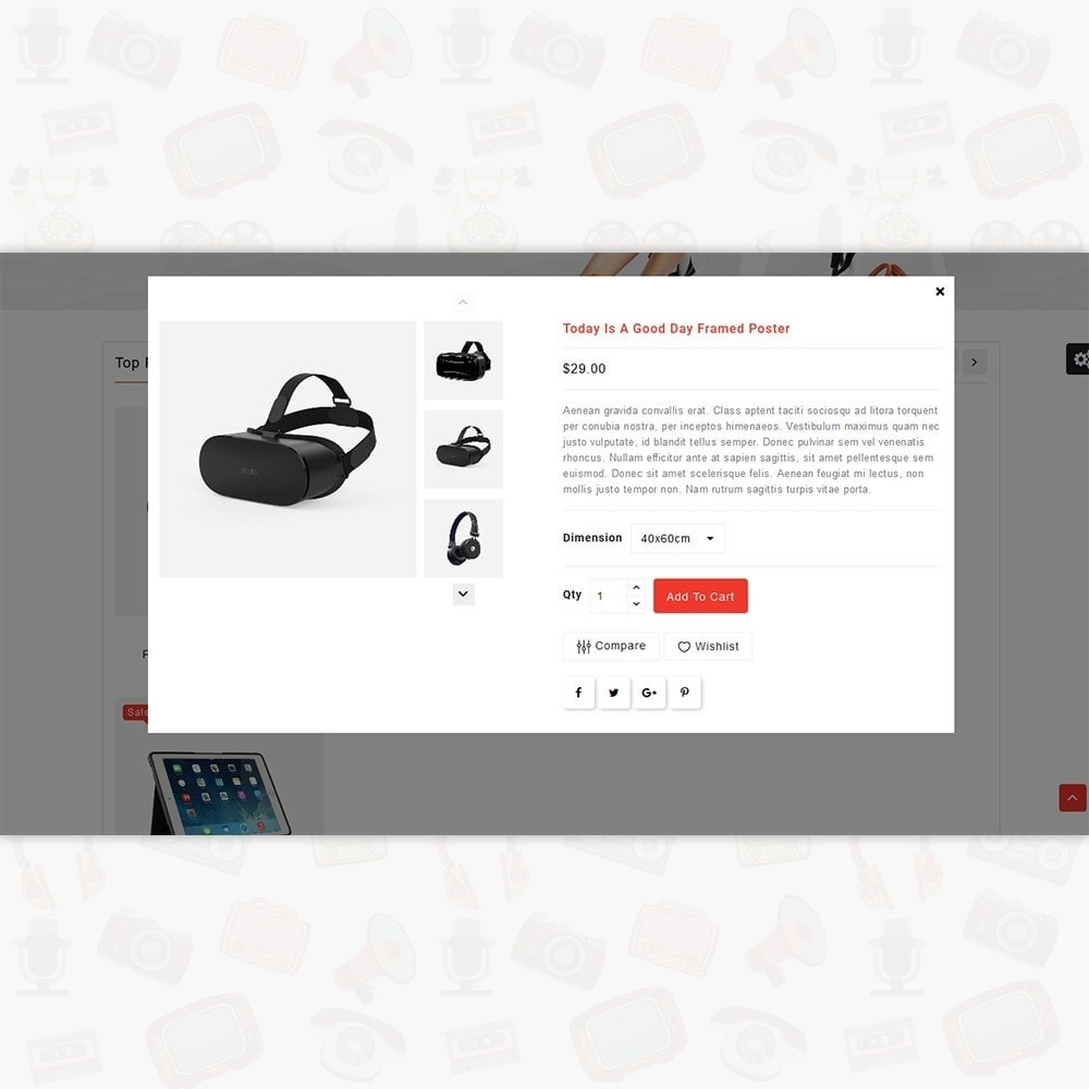theme - Elettronica & High Tech - LimeCart - The Mega Ecommerce Store - 7