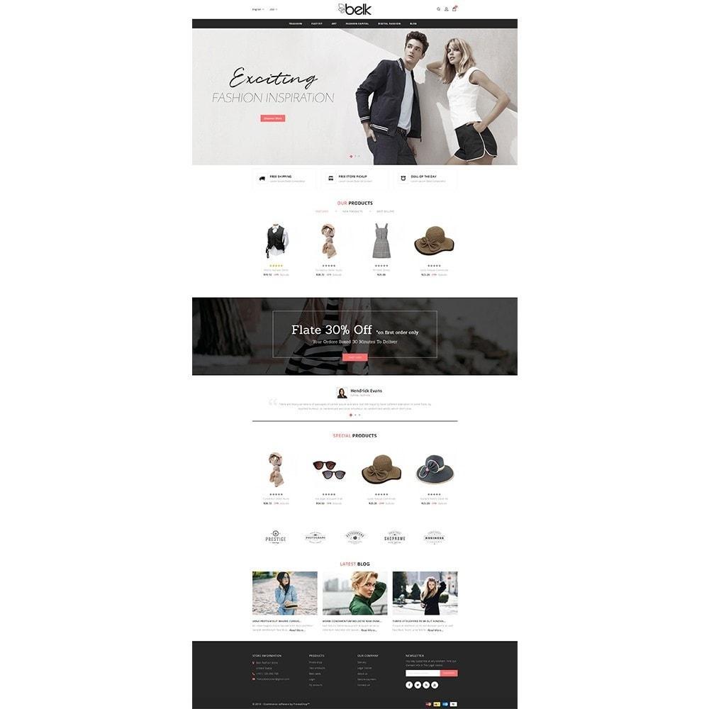 theme - Fashion & Shoes - Belk Fashion Store - 2