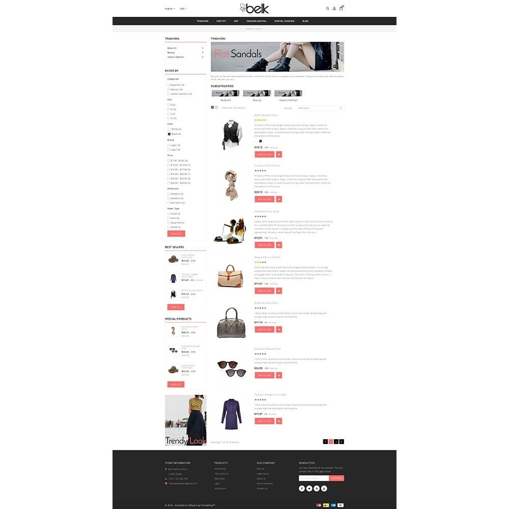 theme - Mode & Chaussures - Belk Fashion Store - 4