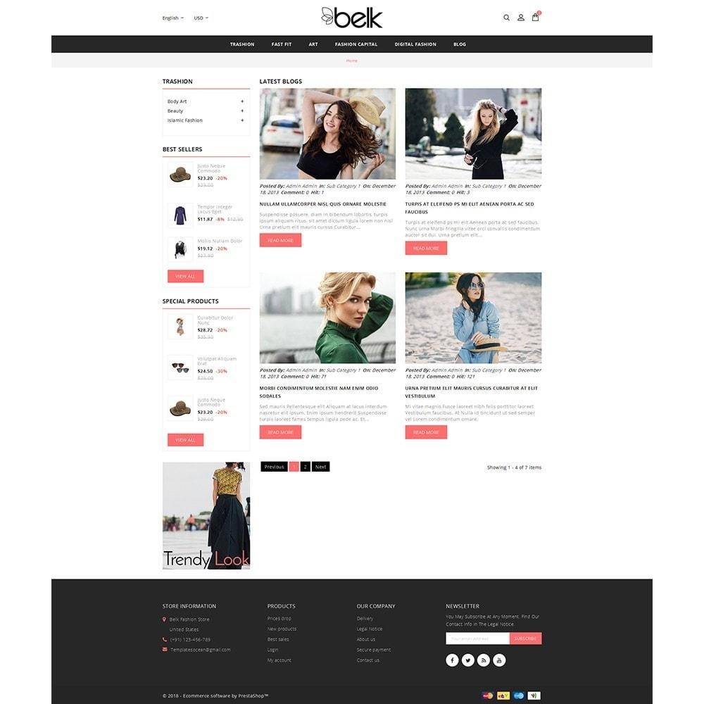 theme - Fashion & Shoes - Belk Fashion Store - 6