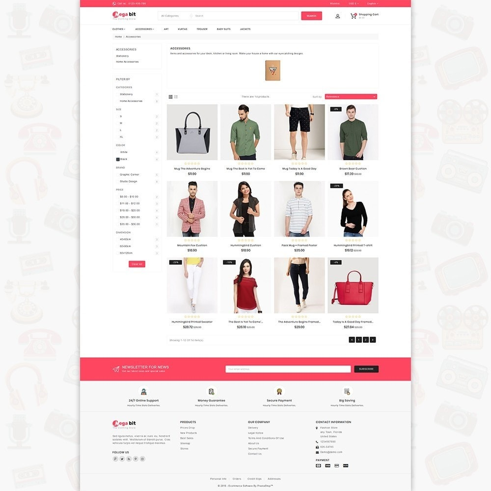 theme - Elettronica & High Tech - MegaBit - The E-commerce Shop - 3