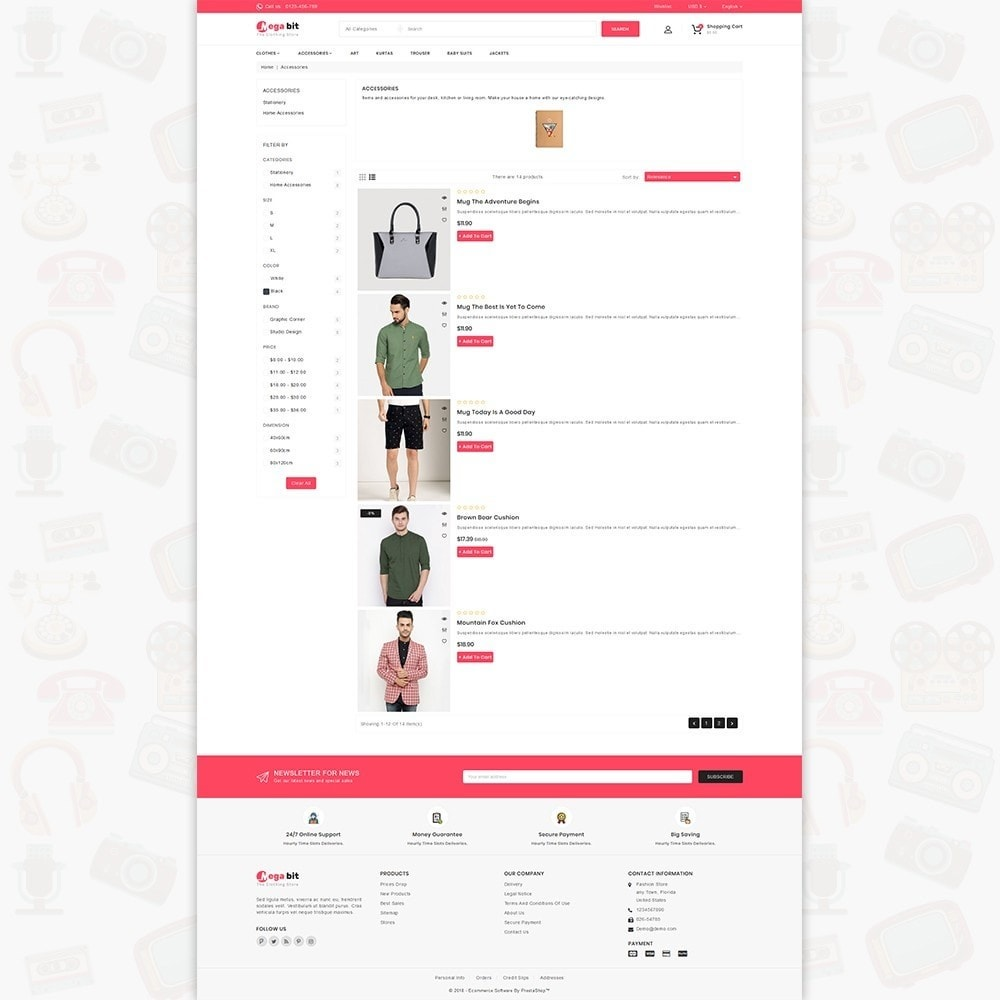 theme - Elettronica & High Tech - MegaBit - The E-commerce Shop - 4