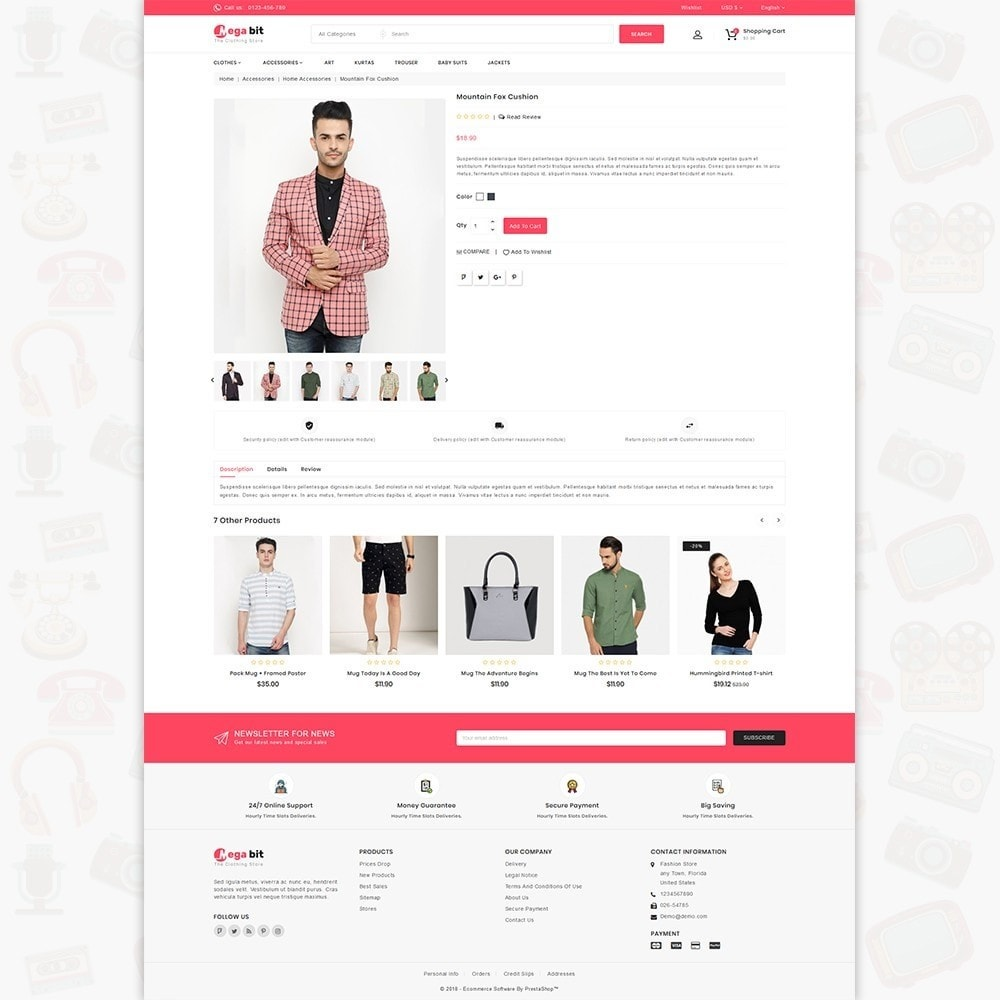 theme - Elettronica & High Tech - MegaBit - The E-commerce Shop - 5