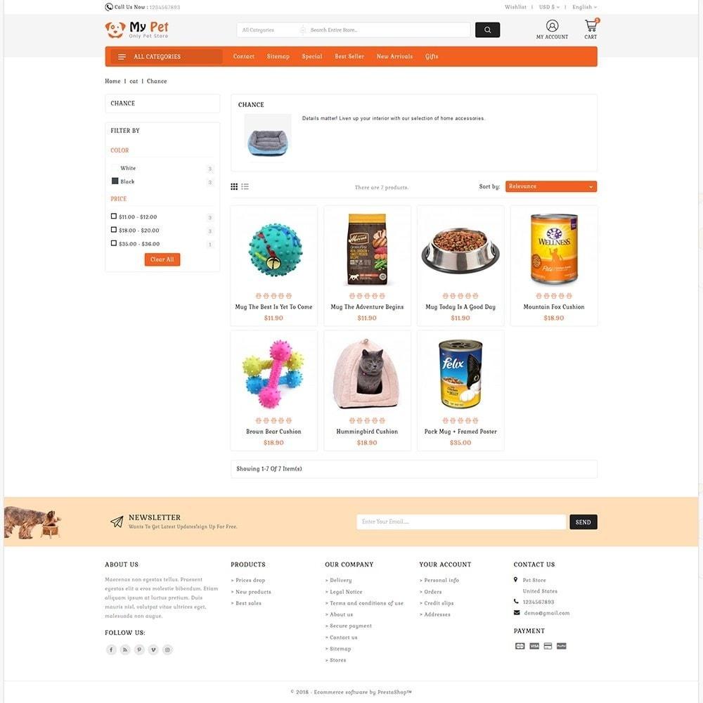 theme - Zwierzęta - My Cute Pet  Store - Specials Pet Store - 4