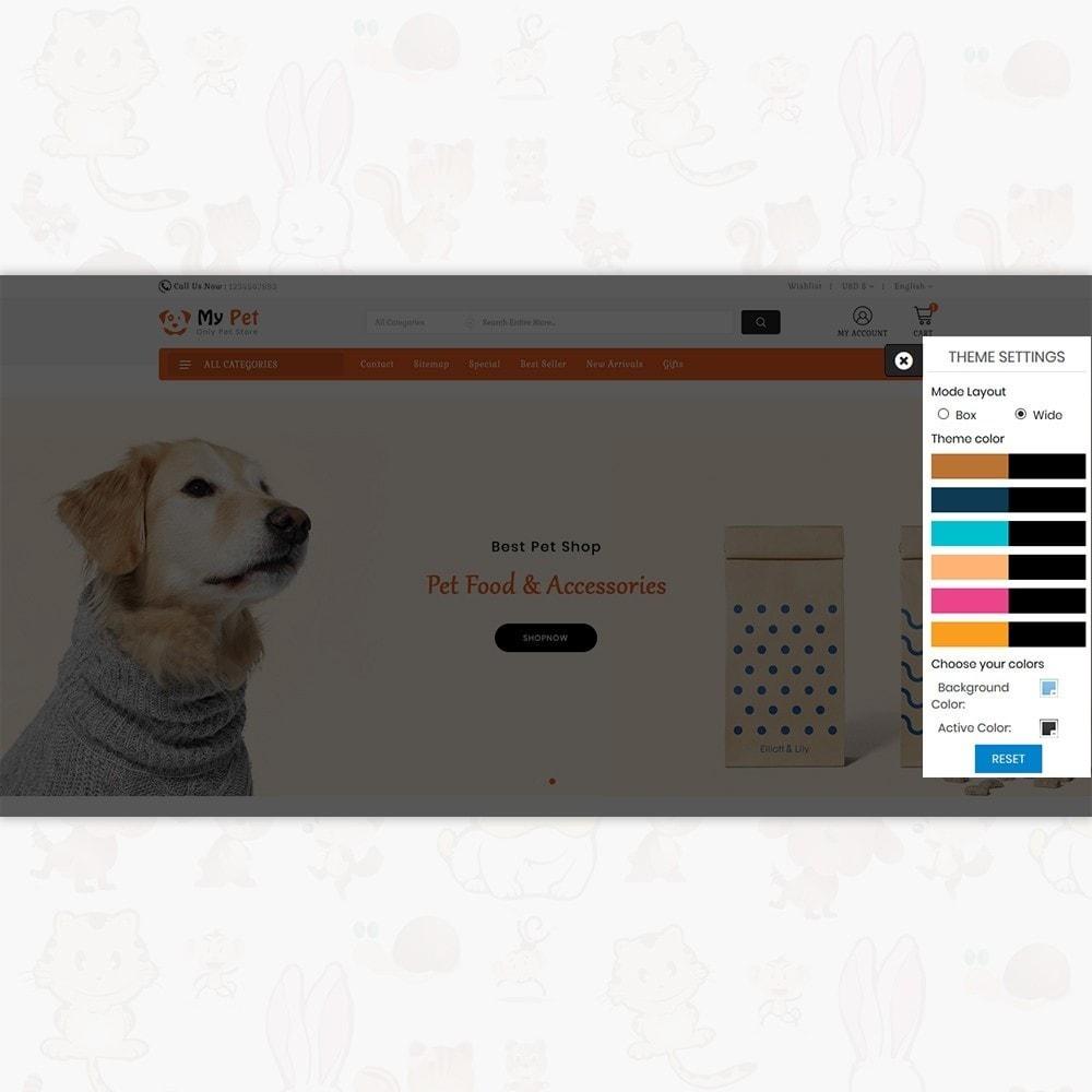 theme - Zwierzęta - My Cute Pet  Store - Specials Pet Store - 9