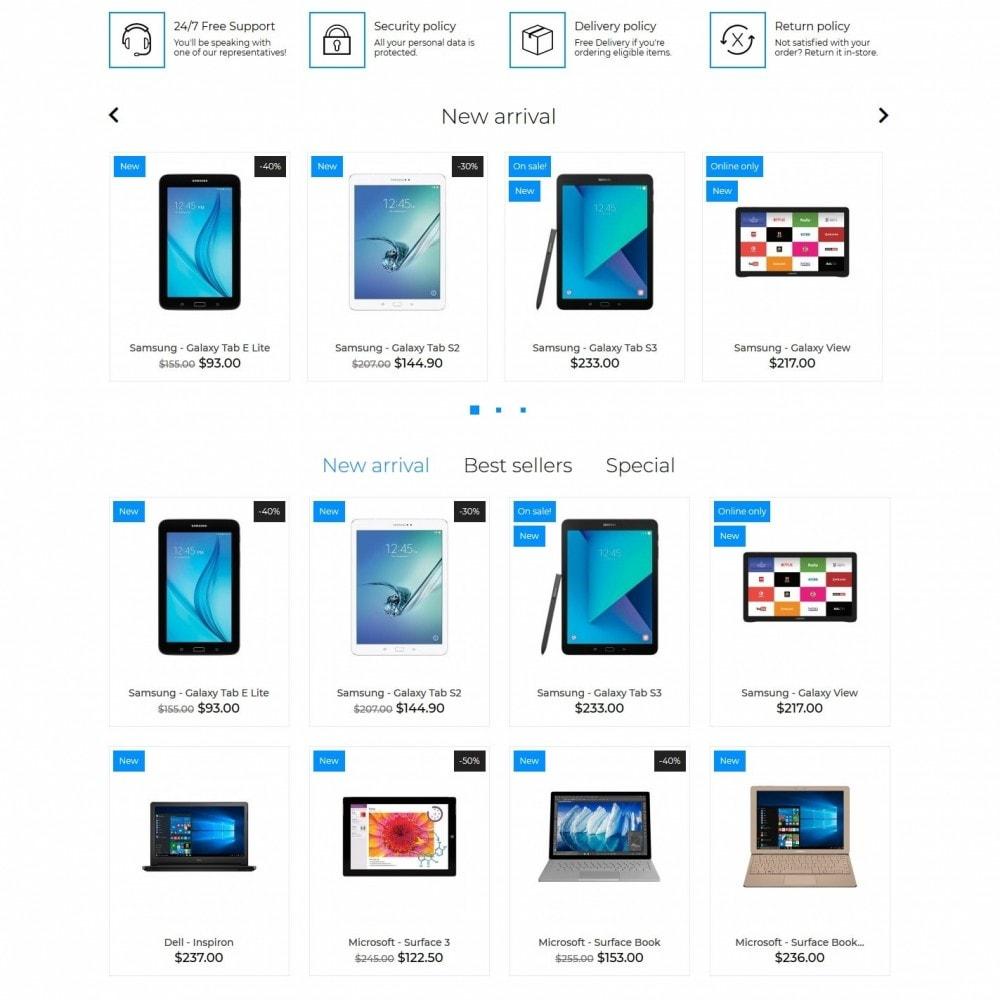 theme - Elektronik & High Tech - Venge - High-tech Shop - 3