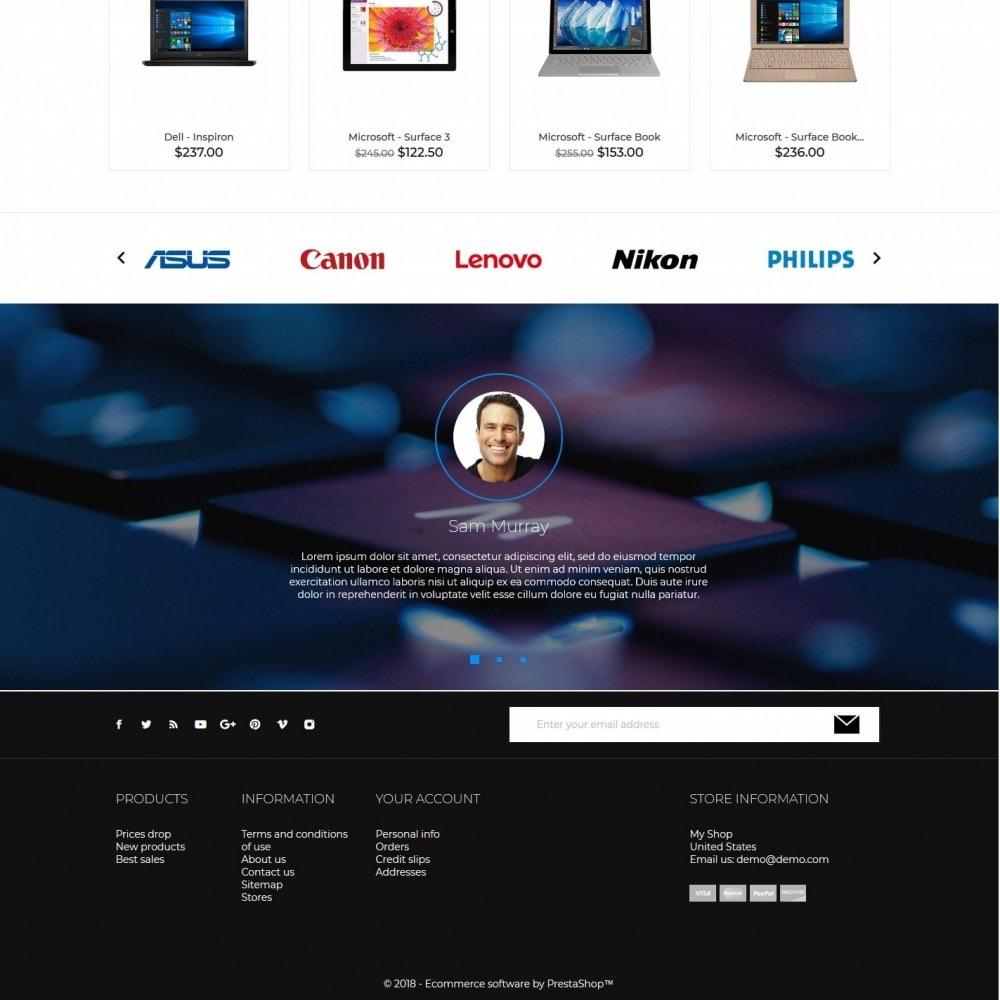 theme - Elektronik & High Tech - Venge - High-tech Shop - 4