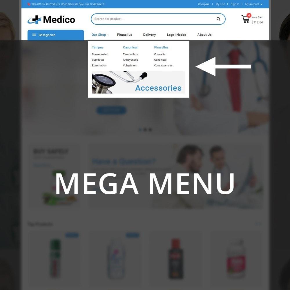 theme - Salud y Belleza - Medico - The Medical Store - 9