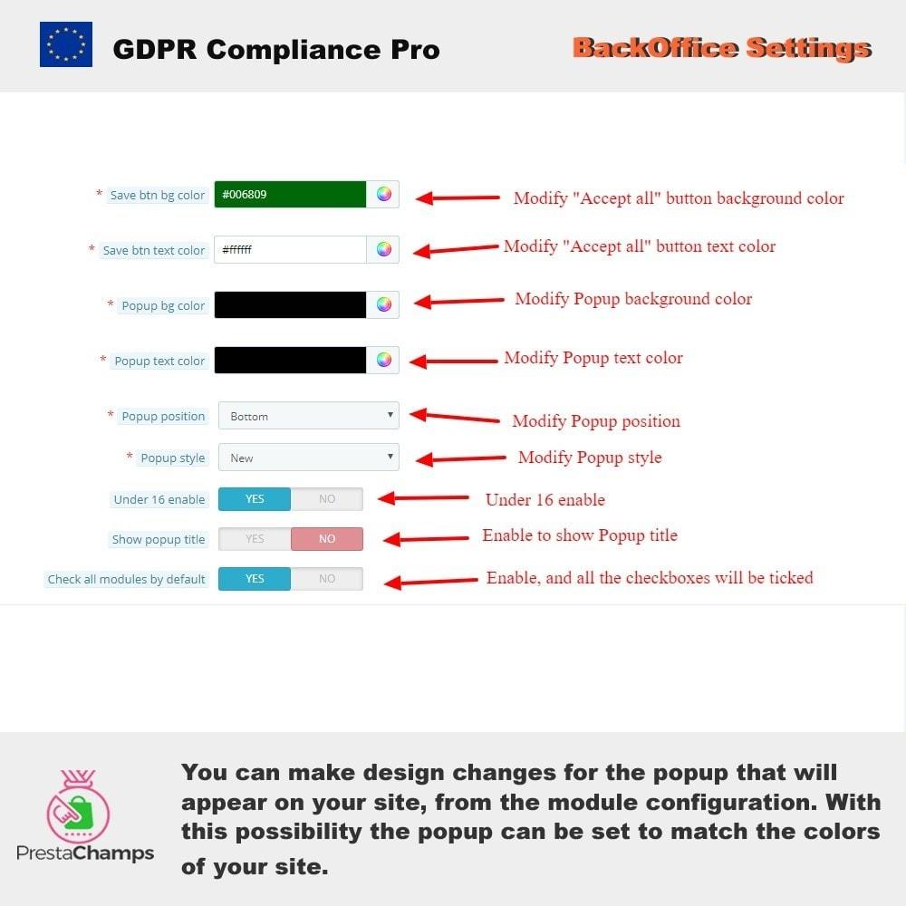 module - Juridisch - GDPR Compliance Pro - 2021 Enhanced Edition - 19