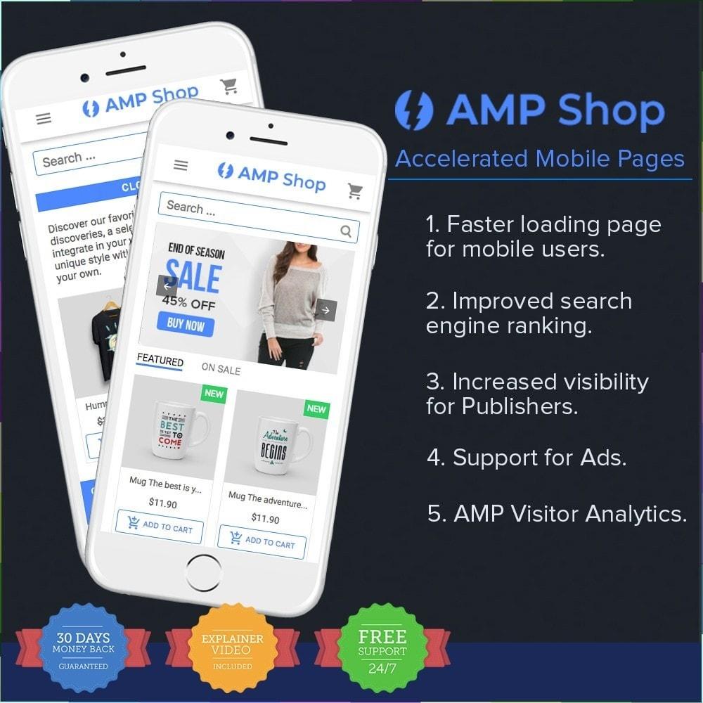 module - Мобильный телефон - AMP - Accelerated Mobile Pages PRO - 1