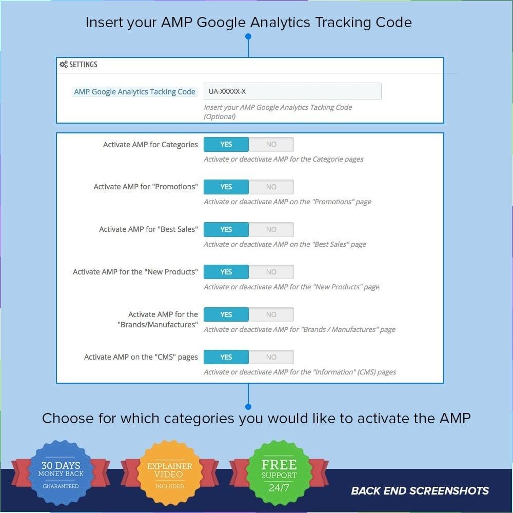 module - Мобильный телефон - AMP - Accelerated Mobile Pages PRO - 6